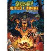 Scooby-Doo - Rettegés a táborban (DVD)