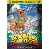 Scooby-Doo a zombik szigetén (DVD)