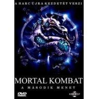 Mortal Kombat 2. - A második menet (DVD)