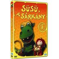 Süsü, a sárkány 2. (DVD)