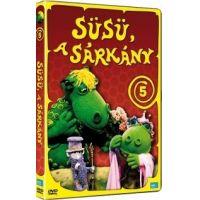 Süsü, a sárkány 5. (DVD)