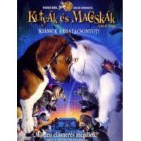 Kutyák és macskák (DVD)