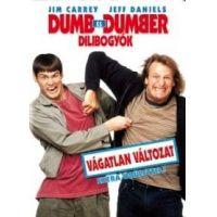 Dumb és Dumber - Dilibogyók (DVD)