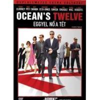 Oceans Twelve - Eggyel nő a tét (egylemezes változat) (DVD)