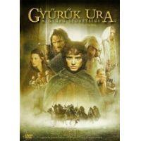 A Gyűrűk Ura - A gyűrű szövetsége (mozi-változat) (egylemezes kiadás) (DVD)