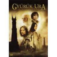 A Gyűrűk Ura - A két torony (mozi-változat) (egylemezes kiadás) (DVD)