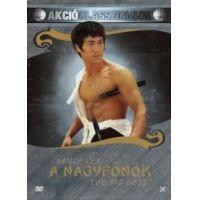 Bruce Lee - A nagyfőnök (DVD)