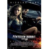 Féktelen harag (DVD)