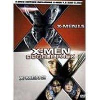 X-Men 1-2. Díszdoboz (4 DVD)