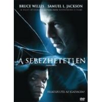 A Sebezhetetlen (DVD)