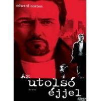 Az utolsó éjjel (DVD)