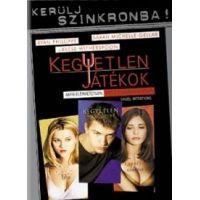 Kegyetlen játékok 1. (DVD)