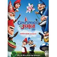 Gnómeó és Júlia (2D+3D DVD)
