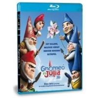 Gnómeó és Júlia (Blu-ray)