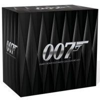James Bond sorozat gyűjtődobozban (20 DVD)