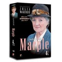 Agatha Christie: Miss Marple - 4. évad (4 DVD)