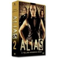 Alias - 2. évad (6 DVD)