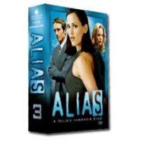 Alias - 3. évad (6 DVD)