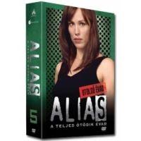 Alias - 5. évad (5 DVD)