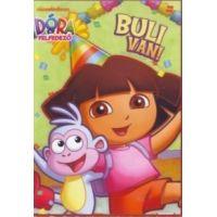 Dóra, a felfedező - Buli van! (DVD)