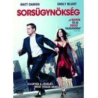Sorsügynökség (DVD)