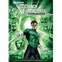 Zöld Lámpás: Smaragd lovagok (DVD)
