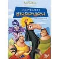 Eszeveszett birodalom (DVD)