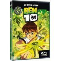 Ben 10- 1. évad (4 DVD)