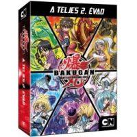Bakugan - A teljes második évad (DVD)