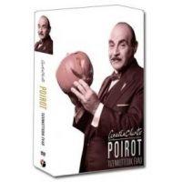 Agatha Christie-Poirot-Teljes 12.évad (4 DVD) *Nem díszdobozos kiadás*