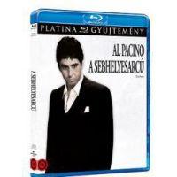 A sebhelyesarcú (Blu-ray)