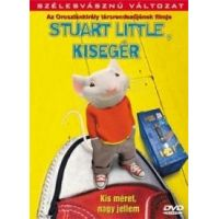 Stuart Little, kisegér 1. (DVD)