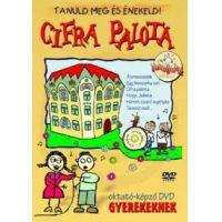 Cifra Palota (Oktató-képző DVD gyerekeknek) (DVD)