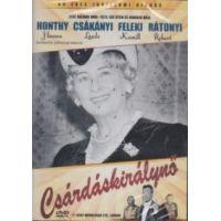 Csárdáskirálynő *Klasszikus* (50 éves jubileumi kiadás) (DVD)