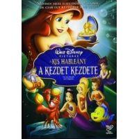 A kis Hableány - A kezdet kezdete (DVD)