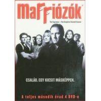 Maffiózók - 2. Évad (4 DVD)