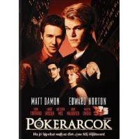 Pókerarcok (DVD)