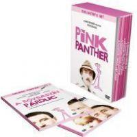 A Rózsaszín Párduc gyűjtemény (7 DVD)
