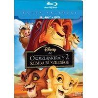 Az oroszlánkirály 2. - Szimba büszkesége (Blu-ray)