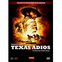 Texas Adios (DVD)