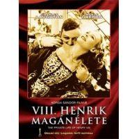 VIII. Henrik magánélete (DVD)