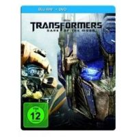 Transformers 3. (Blu-ray + DVD) - LIMITÁLT fémdobozos változat (Steelbook)