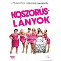 Koszorúslányok (DVD)