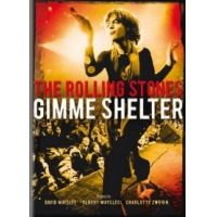 The Rolling Stones - Gimme Shelter (DVD)