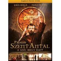 Páduai Szent Antal: A szó, mely éget (DVD)