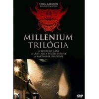 Millenium trilógia (3 DVD)