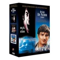 Brian De Palma filmjei (3 DVD)
