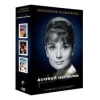 Audrey Hepburn gyűjtemény (3 DVD)
