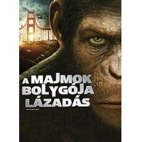 A majmok bolygója - Lázadás (DVD)