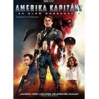 Amerika Kapitány: Az első bosszúálló (DVD)